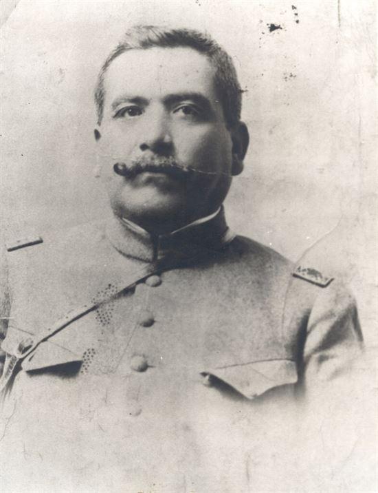 Gral. Félix Ortega Aguilar