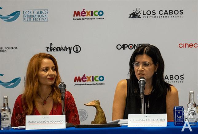 Alejandra Paulín (Izquierda) y Maru Garzón (Derecha)